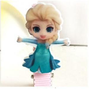 Elsa公主髮夾